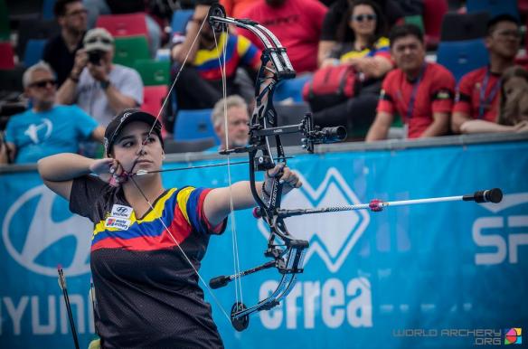 Sara López ganó el bronce en Copa Mundo de Berlín
